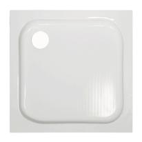 Piatto doccia acrilico Remyx 80 x 80 cm bianco