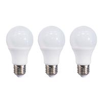 3 lampadine LED Lexman E27 =60W goccia luce calda 300°