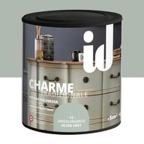 Vernice Charme grigio argento opaca 500 ml