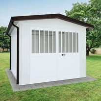Garage in metallo Newport, 17,8 m²