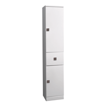 Colonna Super bianco 2 ante, 1 cassetto L 30 x H 156 x P 33,5 cm