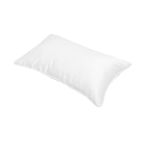 Cuscino Newsilka bianco 30 x 50 cm