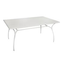 Tavolo Desenzano, 160 x 100 cm bianco