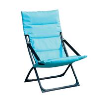 Poltrona pieghevole Relax blu