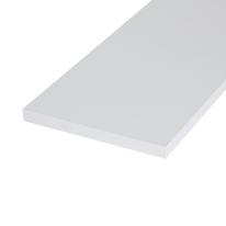 Pannello melaminico bianco 18 x 800 x 1200 mm