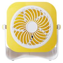Mini ventilatore Equation Yea giallo