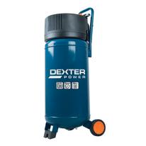 Compressore coassiale verticale Dexter AC51V, 2 hp, pressione massima 10 bar