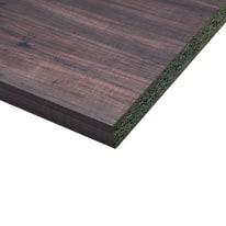 Piano cucina laminato Vintage marrone 3.8 x 60 x 304 cm