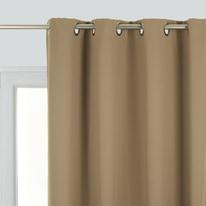 Tenda Oscurante Inspire tortora 140 x 280 cm