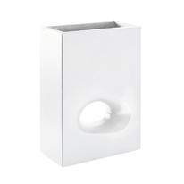 Vaso Mod'o 50 x 26 cm bianco