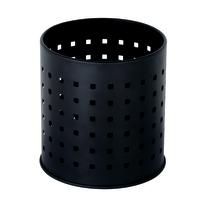 Porta posate nero H 13,1 cm
