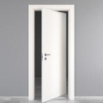 Porta da interno rototraslante Moma bianco 70 x H 210 cm dx