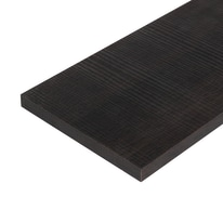 Pannello melaminico rovere scuro 18 x 400 x 600 mm