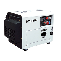 Generatore di corrente Hyundai 6,3 kW