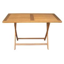 Tavolo pieghevole FTA 310, 120 x 70 cm