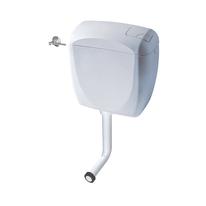 Cassetta WC da esterno Siamp Rondo doppio tasto