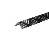 Profilo angolare a L in alluminio