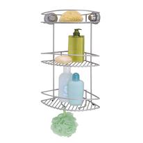Mensola doccia angolare Shower Lock 3 ripiani