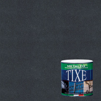 Smalto per ferro antiruggine Tixe acciaio antichizzato 0,5 L