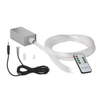 Faretto da incasso Skylight trasparente LED integrato orientabile rotondo Ø 1 cm 3 W = 1 Lumen LED RGB