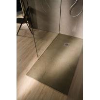 Piatto doccia resina Elements 180 x 70 cm sabbia