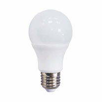 Lampadina LED E27 =60W goccia luce calda 300°