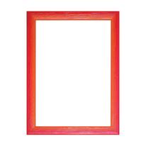 Cornice Bicolor rosso 30 x 90 cm