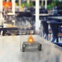 Biocamino da tavolo Capri