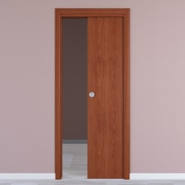 Porta da interno scorrevole Rose 90 x H 210 cm reversibile