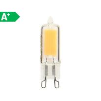 3 lampadine LED G9 =20W luce naturale 360°
