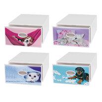Cassettiera Qbox