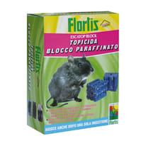 Esca topicida Flortis 500 g