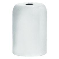 Bicchierino copriportalampada bianco