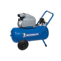 Compressore coassiale Michelin MCX 50, 2 hp, pressione massima 10 bar