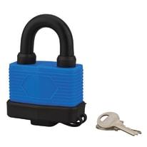 Lucchetto rettangolare a chiave arco standard 55 mm