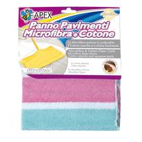 Panno Apex & cotone Pavimenti microfibra