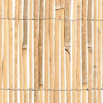 Arella mezza canna Bamboocane naturale L 5 x H 1,5 m