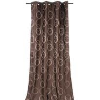 Tenda Rondine marrone 140 x 280 cm