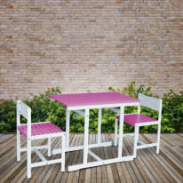 Set Balcony Fucsia