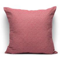 Fodera per cuscino Blai rosso 60 x 60 cm