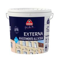 Pittura pliolite per esterno Boero bianco 10 L