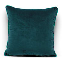 Cuscino Velluto verde 40 x 40 cm