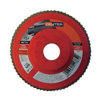 Disco lamellare k-qa grana 120 Ø 115 mm