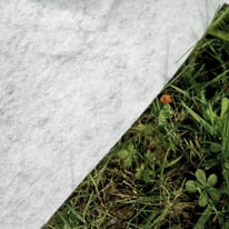 Tappeto suolo in poliestere dim: 400x400 per piscina Ø 400 cm