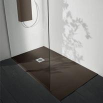 Piatto doccia acrilico Boston 170 x 70 cm moka