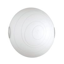 Plafoniera Kent bianco Ø 40 cm