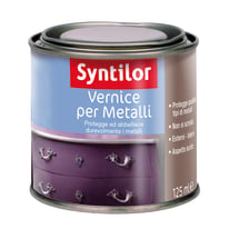 Vernice Syntilor per metalli incolore 125 ml