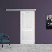 Porta da interno scorrevole Ipanema 88 x H 215 cm sx