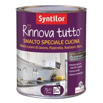Smalto Rinnova tutto Syntilor Arancio Arancio 1 satinato 1 L