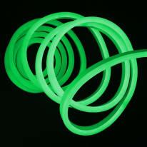 Tubo LED flessibile Neon Verde luce naturale m5